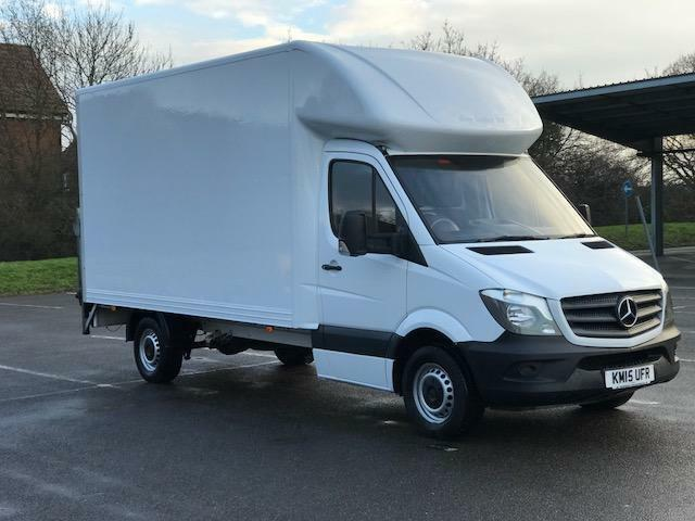 88c8730404 Mercedes-Benz Sprinter 2.1 313CDI LWB LUTON WITH TAIL LIFT AND NO VAT