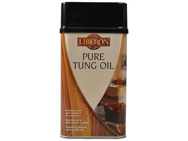 Liberon - Pure Tung Oil 1 Litre - 14617