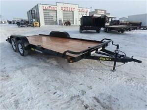 18' Tandem Car Hauler with 7000# GVWR - * Tax Included*