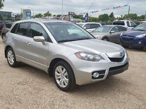 2010 Acura RDX Base 4dr All-wheel Drive