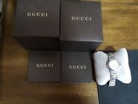 Men's Gucci Watch with Date 9040 M. Open to offers.  Swiss quart