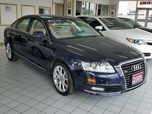 2009 Audi A6 Premium 3.0T QUATTRO**NAVIGATION**BACK UP CAMERA**