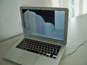 CURRENTLY LOOKING FOR MACBOOKS FOR PARTS