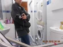 Black womens size 16 howard showers new leather jacket for sale South Coogee Eastern Suburbs Preview