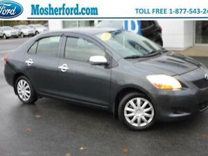 2010 Toyota Yaris 4dr FWD 4-Door Sedan