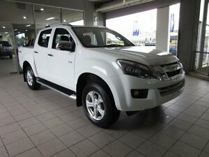 2016 Isuzu D-MAX LS-T Splash White Automatic Dual Cab Thornleigh Hornsby Area Preview