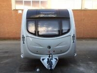 Swift Conqueror 570- 2013- 4 berth- immaculate condition (Reduced Price)