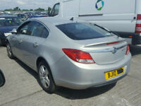 Vauxhall Insignia Rear Bumper in Silver ring for more info