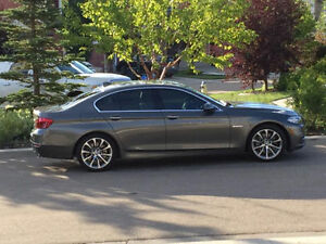 Priced to sell!  -2014 BMW 535 X drive Sedan - ONLY 25,000km's!!