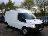 2012 FORD TRANSIT 2.2 TDCI 350 MEDIUM ROOF LWB PANEL VAN TREND