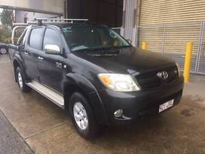 2006 Toyota Hilux Ute Milperra Bankstown Area Preview