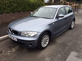Immaculate - BMW 1 SERIES 1.6 116i ES 5dr 91,000 miles Manual 1.6L Petrol