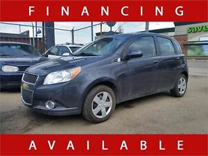 2011 Chevrolet Aveo LT -- NEW LOWER PRICE!