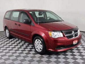 2016 Dodge Grand Caravan TRAILER HITCH/ACCIDENT FREE