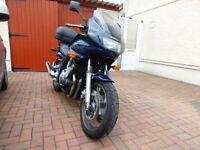 Yamaha Diversion 900cc