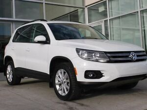 2015 Volkswagen Tiguan PANORAMIC SUN ROOF/HEATED FRONT SEATS/BAC