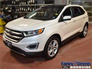 2018 Ford Edge Titanium $296 Bi-Weekly OAC