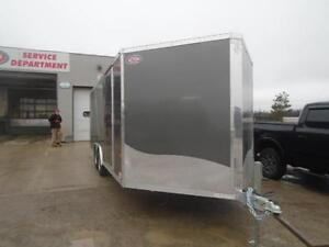 8.5 X 20 NEO CAR HAULER - ALL ALUMINUM, TONS OF FEATURES! London Ontario image 4