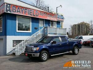 2011 Ford F-150 XTR Supercrew 4x4 **5.0L/Only 116k!**