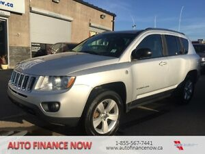 2011 Jeep Compass TEXT EXPRESS APPROVAL TO 780-708-2071