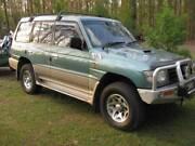 Mitsubishi Pajero GLS 1998 Maryborough Fraser Coast Preview
