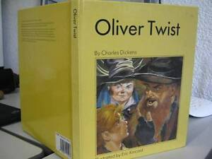 Oliver Twist by Charles Dickens(children's adaptation) Everton Park Brisbane North West Preview