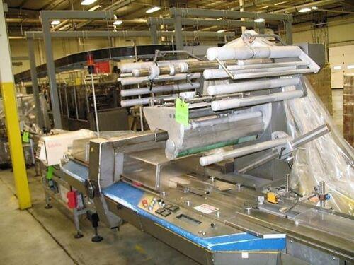 ROSE FORGROVE Model RF605 Minerva Flowpak High Speed Flow Wrapper