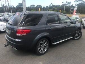 2014 Ford Territory Grey Sports Automatic Wagon