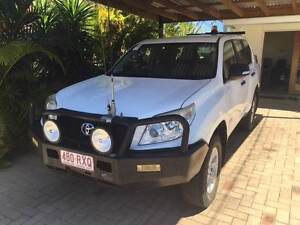 2011 TOYOTA PRADO KDJ150 GX (5 SEAT) 3.0 DIESEL AUTOMATIC Rochedale South Brisbane South East Preview