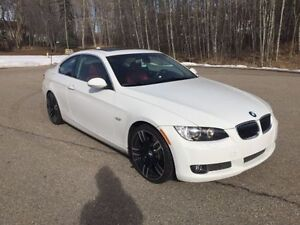 2008 BMW 3-Series 335i Sports package Coupe (2 door) 75,710KM