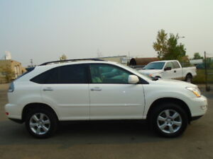 2008 Lexus RX 350 LUXURY SPORT PKG-LEATHER-SUNROOF-