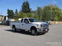 2011 FORD F-350 SUPER DUTY XLT EXTENDED CAB LONG BOX 4X4