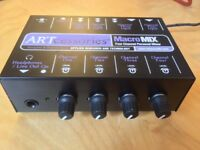 ARTcessories MacroMIX - Four Channel Mixer