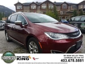 2017 Chrysler Pacifica Limited Trailer Package Navigation Sunroo