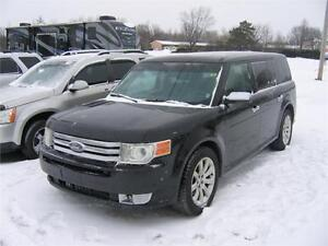 All Credit Financing Approved - $0 Down -  2009 Ford Flex