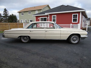 1962 Buick Electra 225 (Excellent Condition)