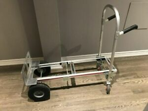 Magliner Convertible Sr. Aluminum Hand Truck Dolly NEVER USED
