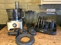 Kenwood FPM800 Food Processor and Blender - excellent condition