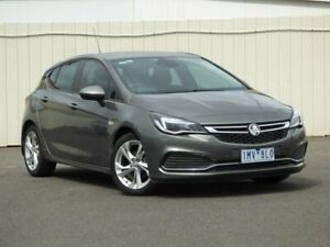 2018 Holden Astra BK MY18.5 RS Grey 6 Speed Sports Automatic Hatchback Sunbury Hume Area Preview