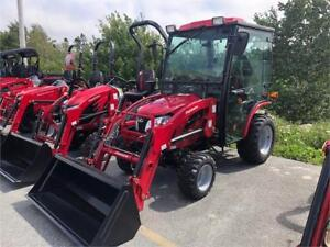 2018 MAHINDRA TRACTOR EMAX 25 HST CAB