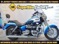 2012 62 TRIUMPH AMERICA 865, 0% DEPOSIT FINANCE AVAILABLE