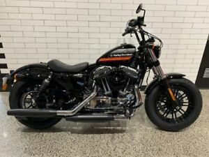 2019 Harley-Davidson FORTY-EIGHT SPECIAL (XL1200XS) Road Bike 1202cc Tempe Marrickville Area Preview