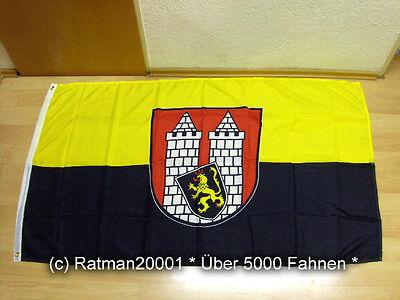 Hof Flagge (Fahnen Flagge Hof Saale - 90 x 150 cm)