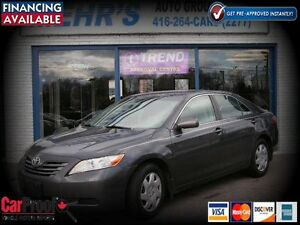 2009 Toyota Camry LE 4Cyl No Accident Loaded One Owner