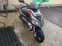 Piaggio nrg 50cc moped