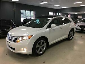 2011 Toyota Venza*AWD*LEATHER*PANO*BACK-UP CAM*