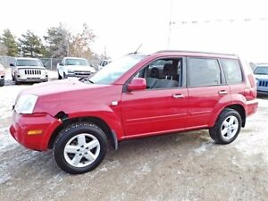 2006 Nissan X TRAIL SE For Sale Edmonton
