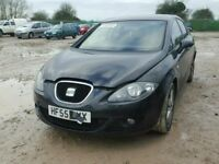 SEAT LEON 2.0 DIESEL 2008 BREAKING FOR SPARES TEL 07814971951 HAVE FEW IN STOCK