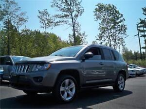 101$ BI WEEKLY OAC!!!2012 Jeep Compass Sport 4X4 ! GREAT DEAL
