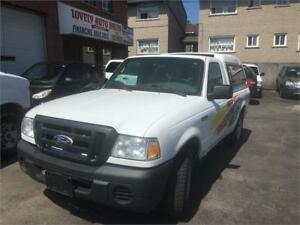 2009 Ford Ranger XL MATCHING CAP